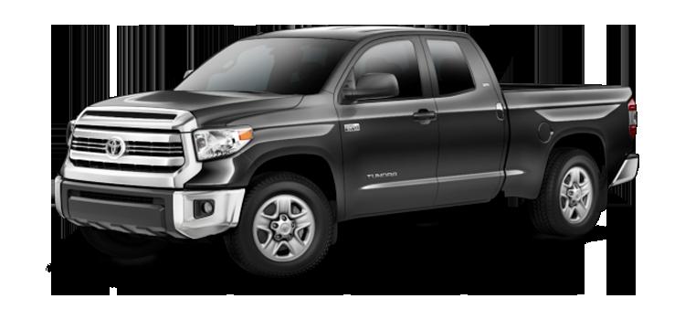 New 2018 Toyota Tundra Double Cab 4x4 5.7L V8 SR5