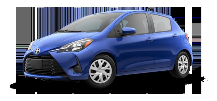 New 2018 Toyota Yaris Automatic L