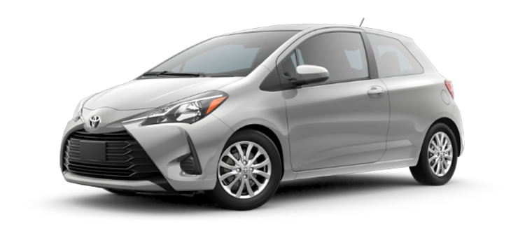 New 2018 Toyota Yaris Automatic LE Hatchback