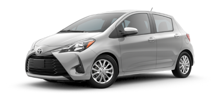New 2018 Toyota Yaris Automatic LE