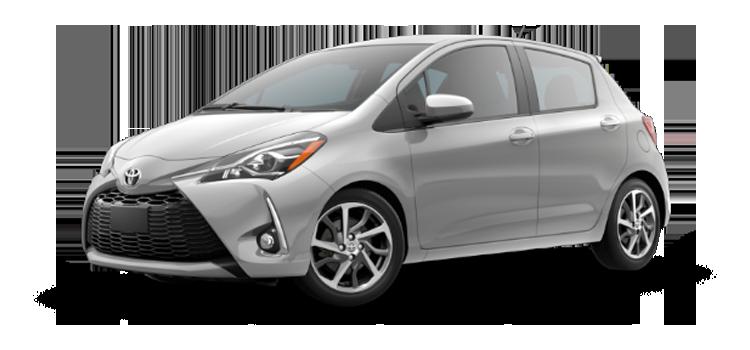 New 2018 Toyota Yaris Automatic SE Hatchback