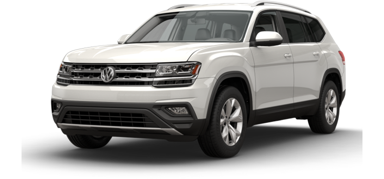 2018 Volkswagen Atlas 3.6L V6 SE w/Technology FWD