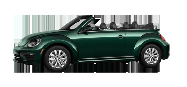 2018 Volkswagen Beetle Convertible S Auto