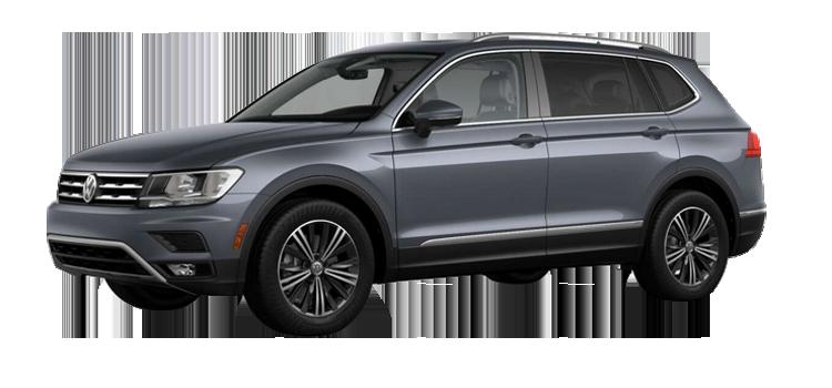 2018 Volkswagen Tiguan 2.0T SEL FWD