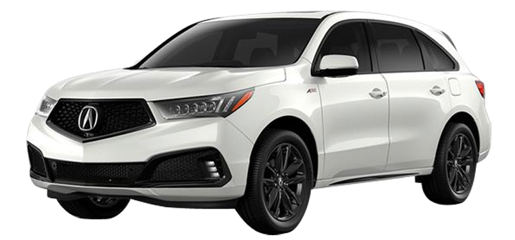 used 2019 Acura MDX w/Technology/A-Spec Pkg