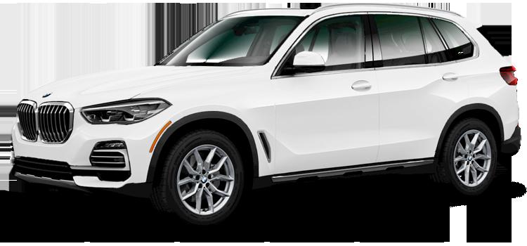 New 2019 BMW X5 xDrive40i AWD SAV