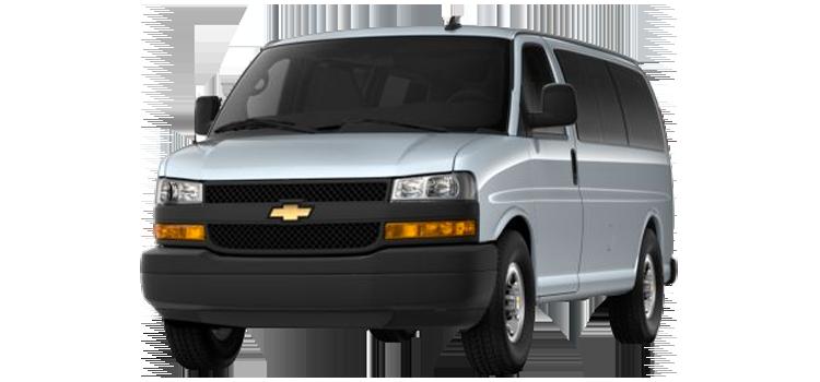 Express Passenger Van