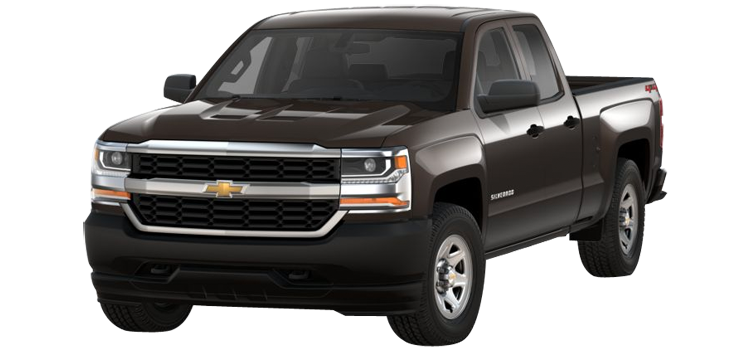 Silverado 1500 Limited Double Cab