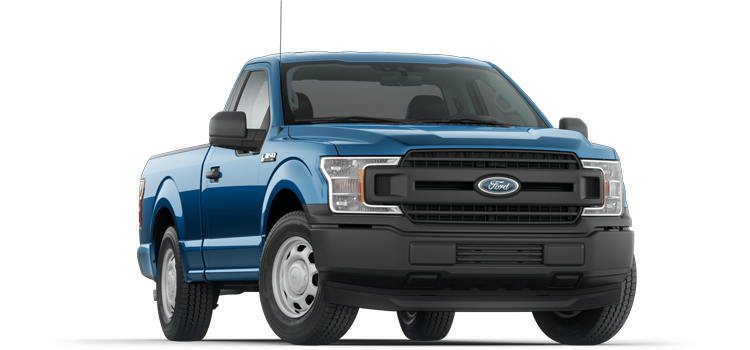 Round Rock Ford - 2019 Ford F-150 Regular Cab 6.5