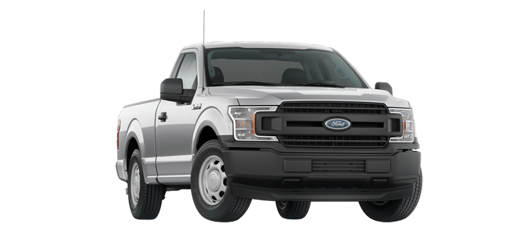 Hutto Ford - 2019 Ford F-150 Regular Cab 6.5