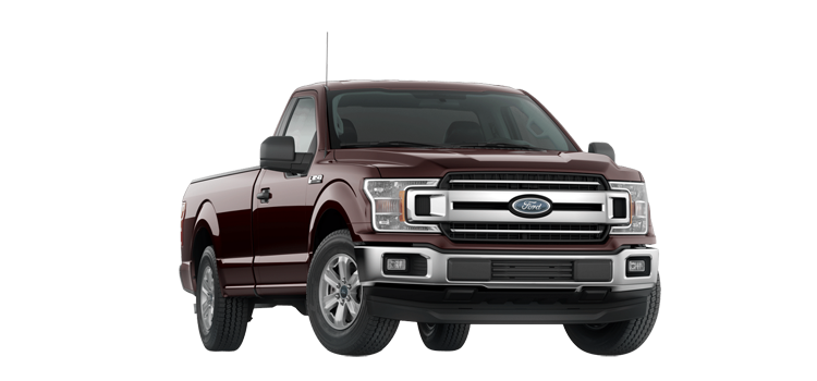 Hutto Ford - 2019 Ford F-150 Regular Cab 8