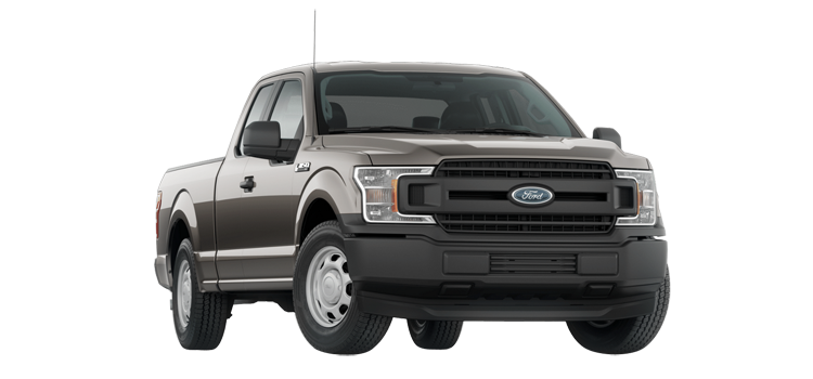 Georgetown Ford - 2019 Ford F-150 SuperCab 6.5