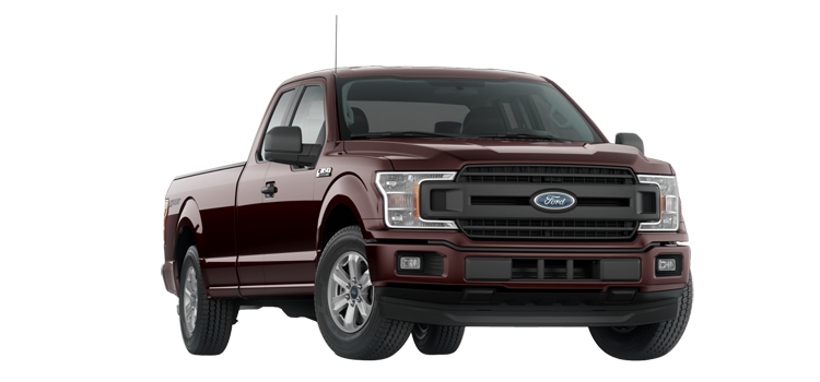 2019 Ford F-150 SuperCab at Leif Johnson Ford: Make ...
