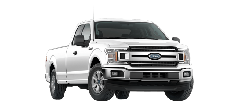 Georgetown Ford - 2019 Ford F-150 SuperCab 8