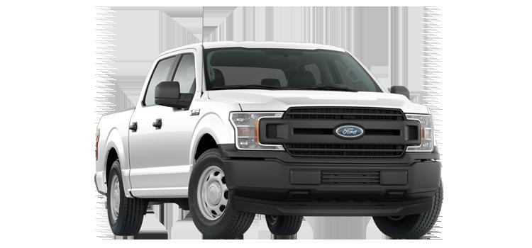Hutto Ford - 2019 Ford F-150 SuperCrew 5.5