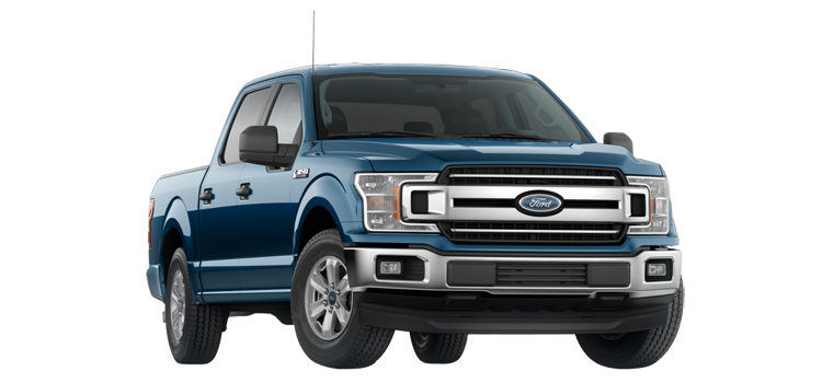 Round Rock Ford - 2019 Ford F-150 SuperCrew 5.5