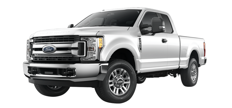 Georgetown Ford - 2019 Ford Super Duty F-250 SuperCab 6.75
