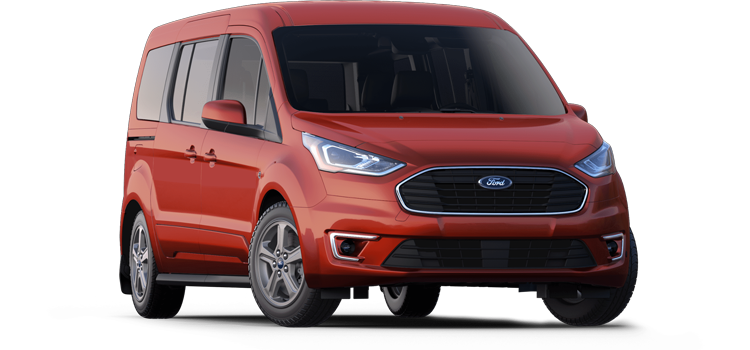 Hutto Ford - 2019 Ford Transit Connect LWB Titanium