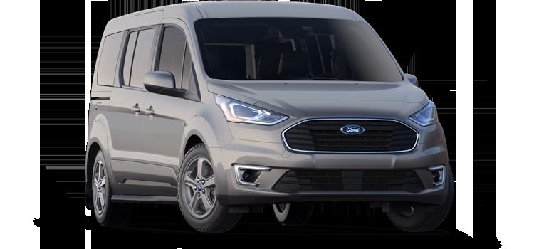 Georgetown Ford - 2019 Ford Transit Connect LWB Titanium