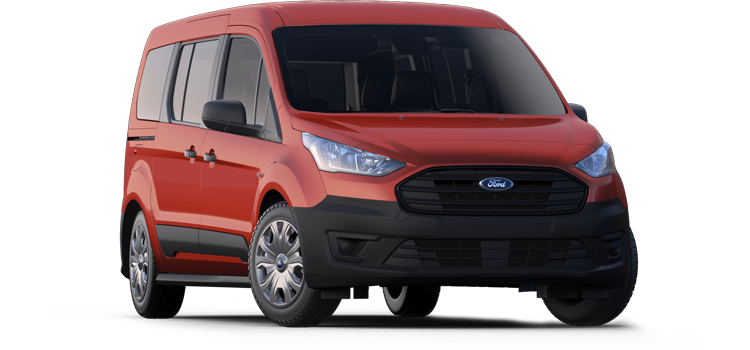 Round Rock Ford - 2019 Ford Transit Connect (Rear Liftgate) XL