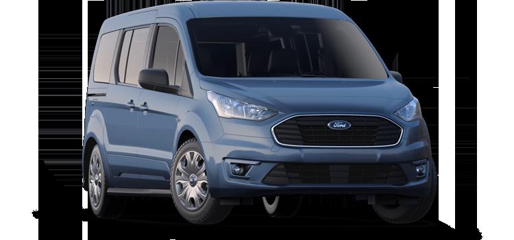 Bastrop Ford - 2019 Ford Transit Connect LWB (Rear Liftgate) XLT