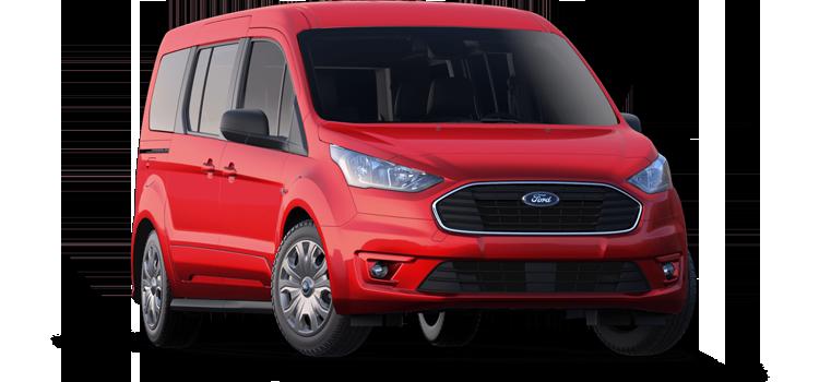 Austin Ford - 2019 Ford Transit Connect LWB (Rear Liftgate) XLT