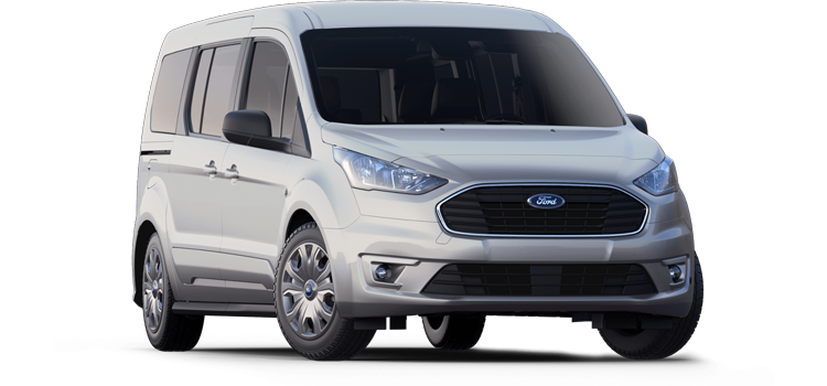 Georgetown Ford - 2019 Ford Transit Connect LWB (Rear Liftgate) XLT