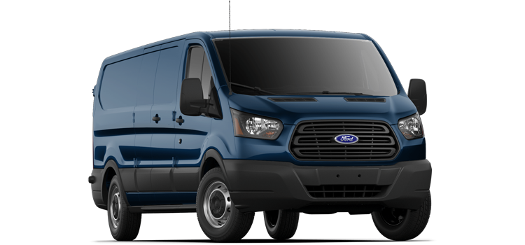 Buda Ford - 2019 Ford Transit Van 60/40 Pass. 148 WB 150 Low Roof