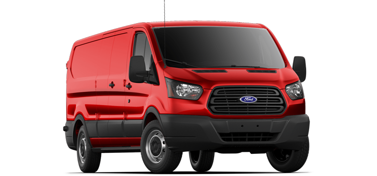 New Braunfels Ford - 2019 Ford Transit Van 60/40 Pass. 148 WB 150 Low Roof