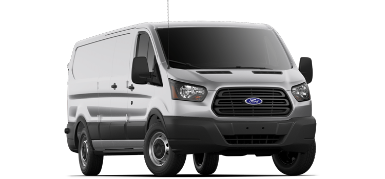 Austin Ford - 2019 Ford Transit Van 60/40 Pass. 148 WB 150 Low Roof