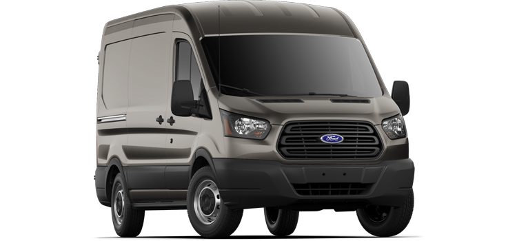 Round Rock Ford - 2019 Ford Transit Van Sliding Pass. 130 WB 150 Medium Roof