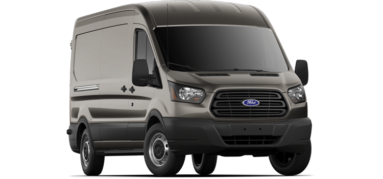 Round Rock Ford - 2019 Ford Transit Van Sliding Pass. 148 WB 150 Medium Roof