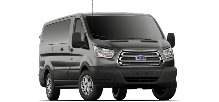 Buda Ford - 2019 Ford Transit Wagon Low Roof, 60/40 Pass. 130 WB 150 XLT