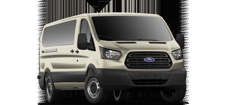 Austin Ford - 2019 Ford Transit Wagon Low Roof, Sliding Pass. 148 WB 350 XL