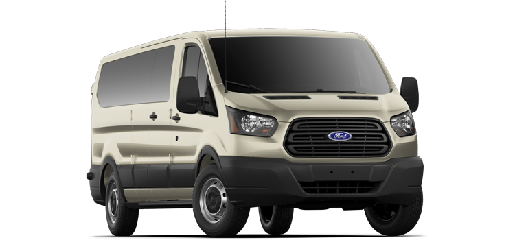 Bastrop Ford - 2019 Ford Transit Wagon Low Roof, 60/40 Pass. 148 WB 350 XL
