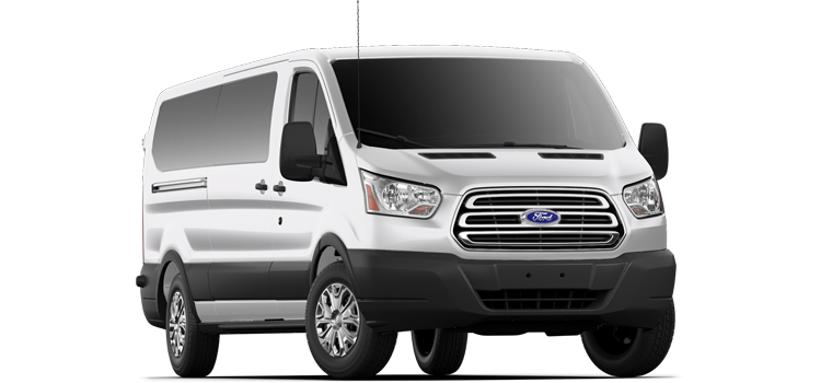 Bastrop Ford - 2019 Ford Transit Wagon Low Roof, Sliding Pass. 148 WB 350 XLT