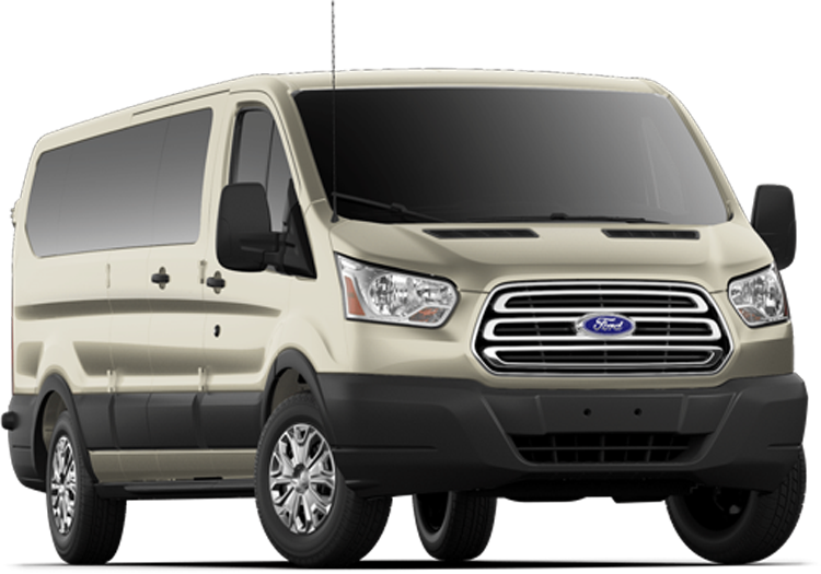 San Marcos Ford - 2019 Ford Transit Wagon Low Roof, 60/40 Pass. 148 WB 350 XLT