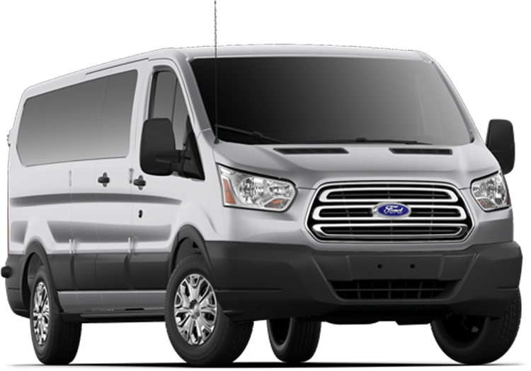 Georgetown Ford - 2019 Ford Transit Wagon Low Roof, 60/40 Pass. 148 WB 350 XLT