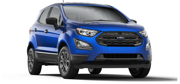 used 2019 Ford EcoSport S