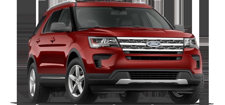 New 2019 Ford Explorer Xlt Vin 1fm5k7d88kga40390