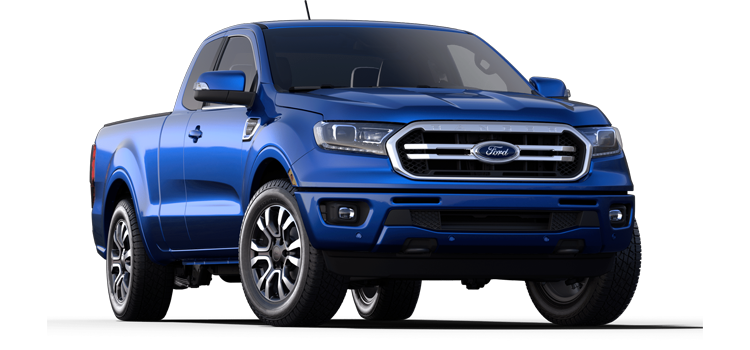 2019 Ford Ranger SuperCab