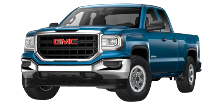 Sierra 1500 Limited Double Cab