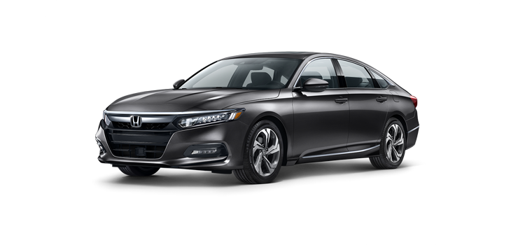 Oklahoma City Honda - 2019 Honda Accord Sedan 1.5T L4 with Leather EX-L