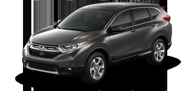 Houston Honda - 2019 Honda CR-V 1.5T L4 EX-L