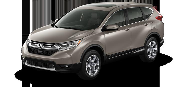 Lake Charles Honda - 2019 Honda CR-V 1.5T L4 EX