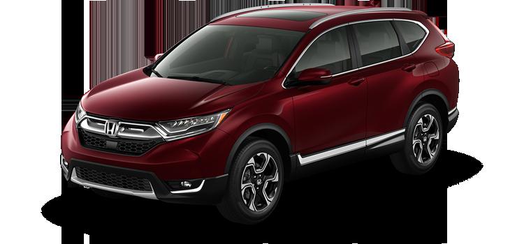 Lake Charles Honda - 2019 Honda CR-V 1.5T L4 Touring