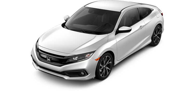 Lake Charles Honda - 2019 Honda Civic Coupe 2.0 L4 PZEV Sport