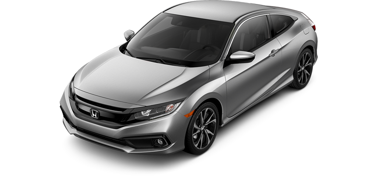 Kingwood Honda - 2019 Honda Civic Coupe 2.0 L4 Sport