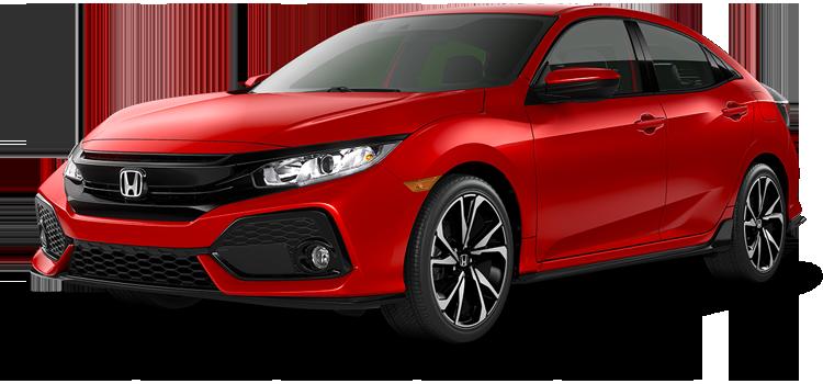 Edmond Honda - 2019 Honda Civic Hatchback 1.5T L4 Sport