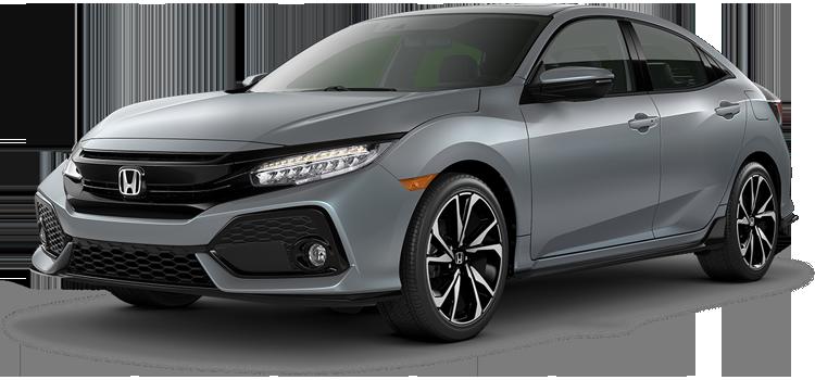 Tulsa Honda - 2019 Honda Civic Hatchback 1.5T L4 Sport Touring